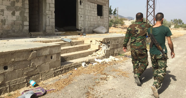 Let the Peace Return: Another Syrian Village Liberated From Terrorists