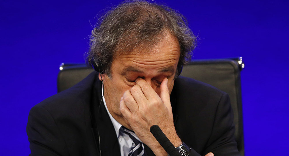 Swiss court rejects Platini's appeal against Federation Internationale de Football Association ban