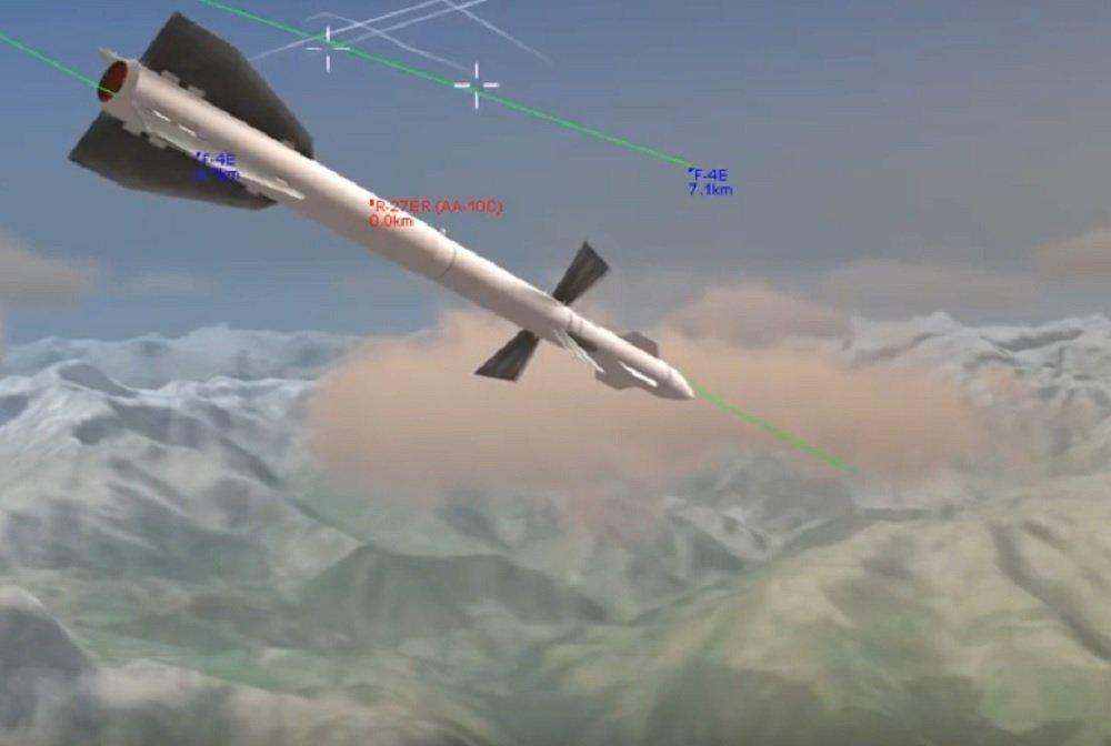R-27ER missile