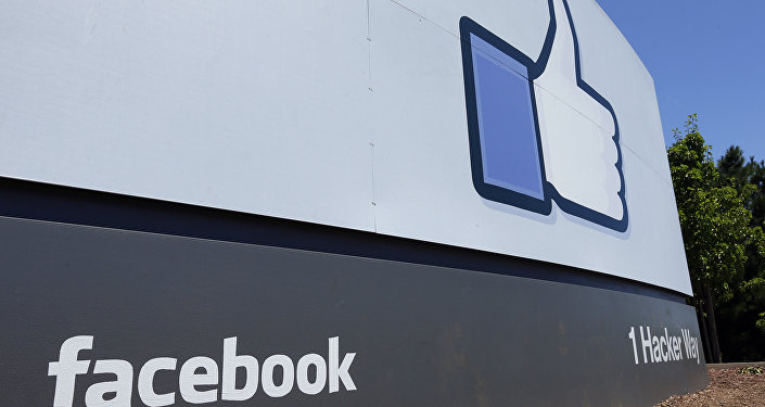 Facebook headquarters in Menlo Park, Calif.