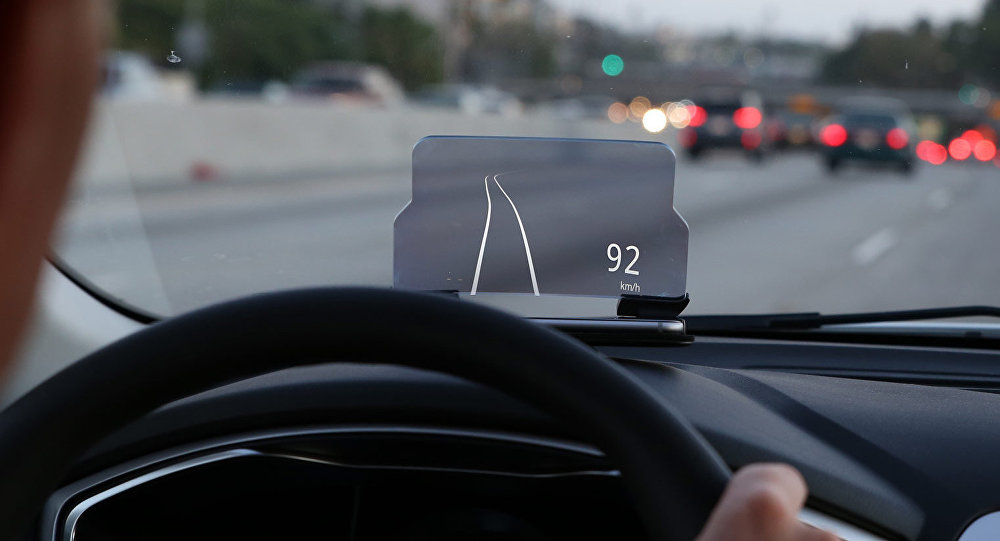 Head-up display for any car