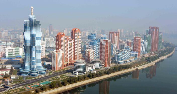 Enigmatic North Korean Architecture