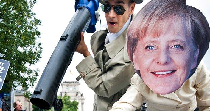 Anti-surveillance campaigners