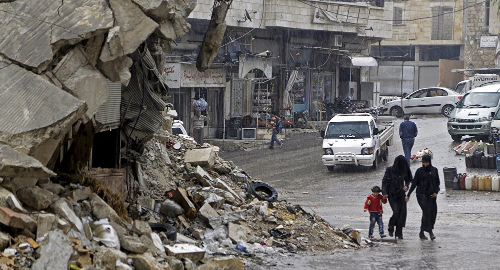 Russia Against Linking Political Motives With Syria Rebuilding Efforts – Moscow