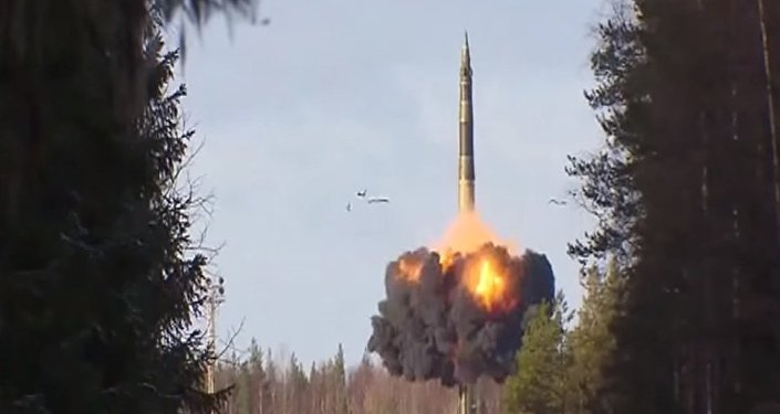 Russian military conducts missile weapons tests