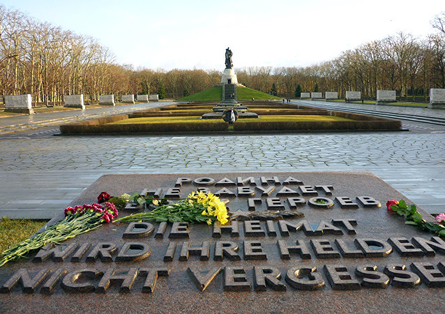 Treptower Park's Soviet Memorial in Berlin