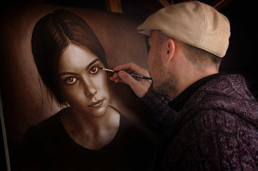 3D Art: When Drawings Come to Life