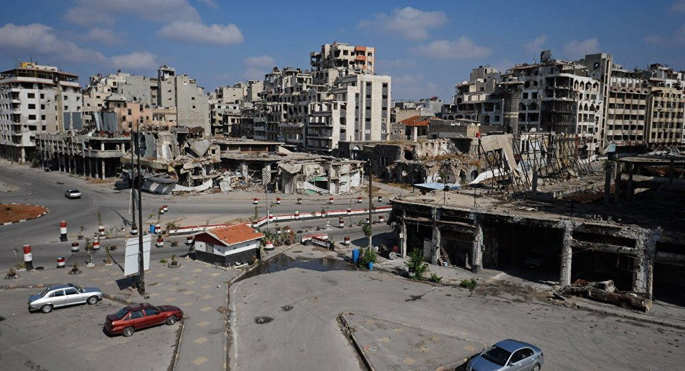 Syrian city of Homs