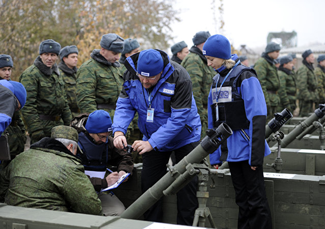Completion of military technology withdrawal from Donetsk Republic