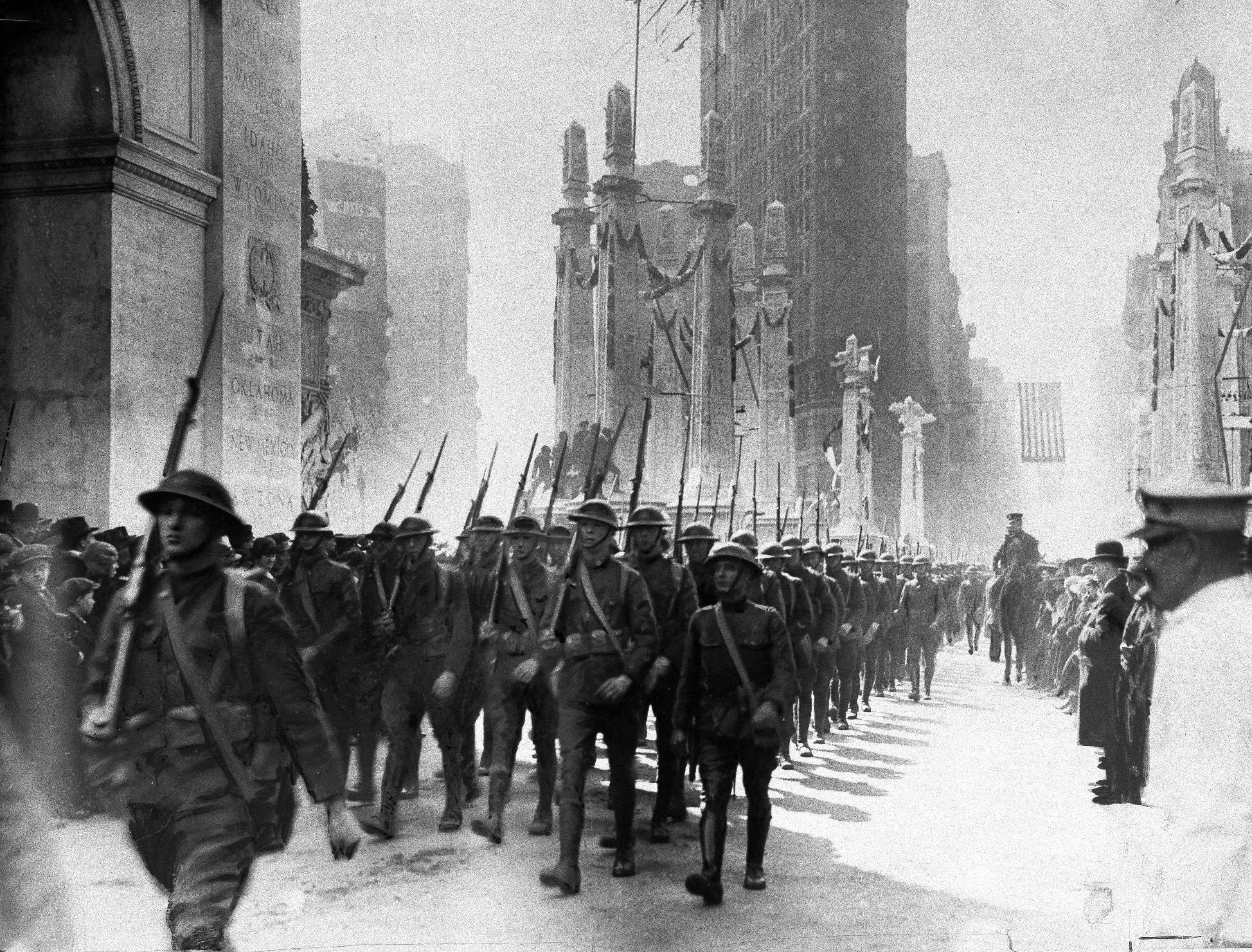 the changes in america after the first world war How america changed after pearl harbor   in his new book, december 1941: 31 days that changed america and saved the world,  american attitudes about the war change radically, [as do.