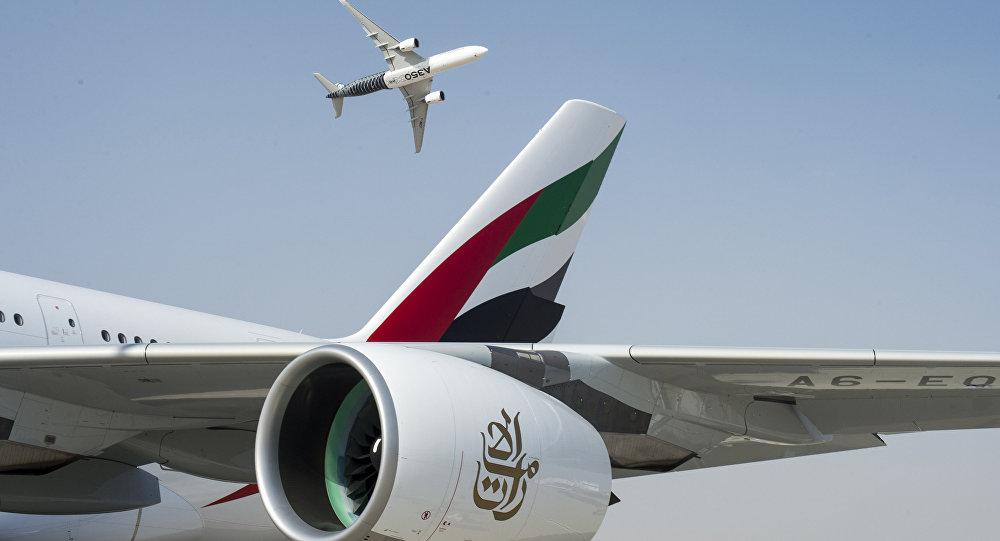 2015 Dubai Airshow. Day One