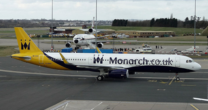 A321-231  MONARCH AIRLINES