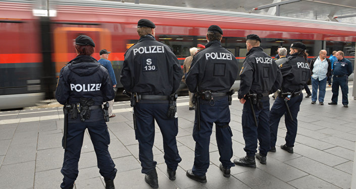Austrian police forces