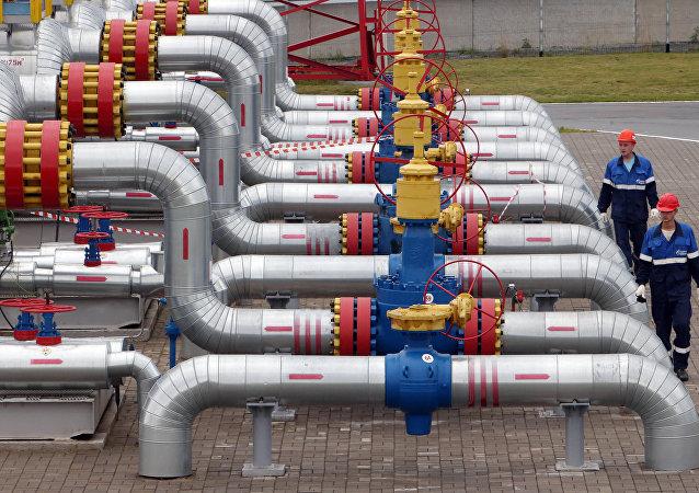 New gas storage in Russia's Kaliningrad Region