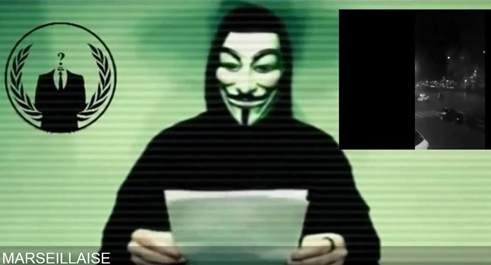 The hacktivist group Anonymous has declared total war on the Islamic State in the wake of the November 13 terrorist attacks in Paris