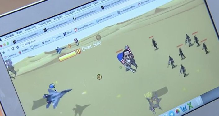 Russia: Gamers use Russian jets to battle 'IS' from home in online game