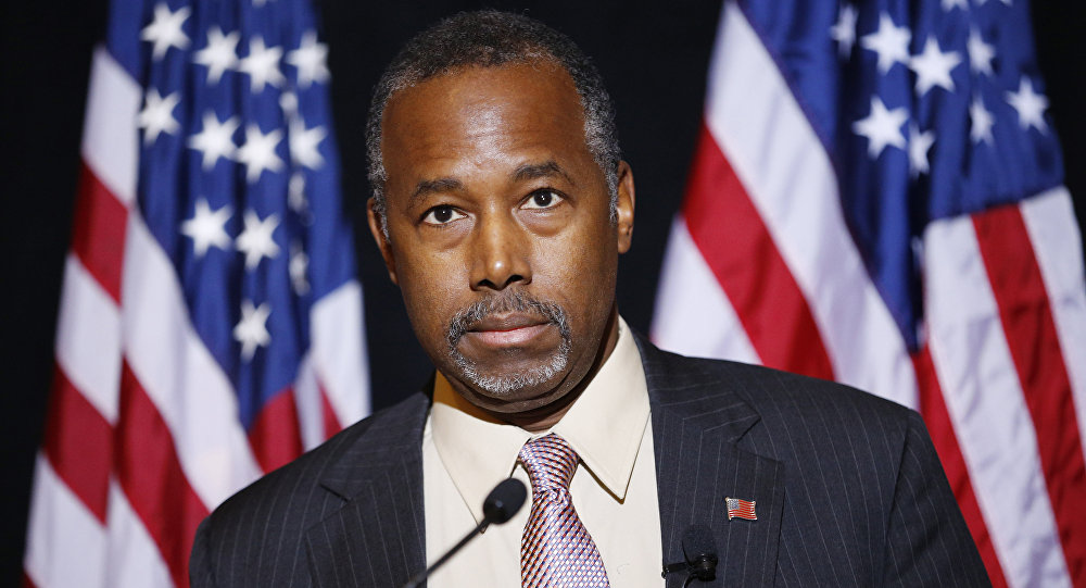Trump's Ex-Rival Carson Confirms He is on List of Possible Cabinet ...