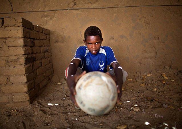 Football slave trade