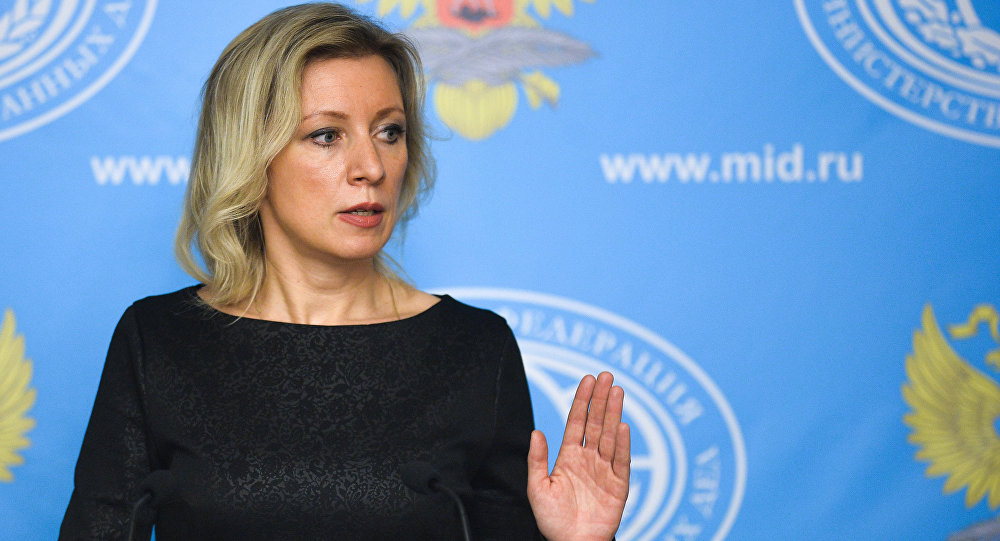 Briefing by Russian Foreign Office spokesperson Maria Zakharova