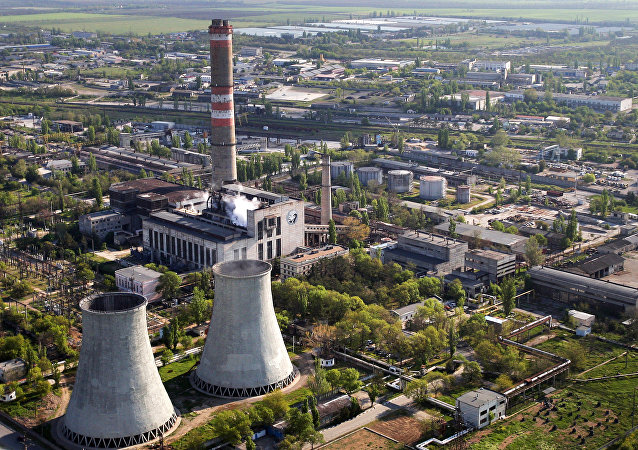 Simferopol Thermal Power Plant