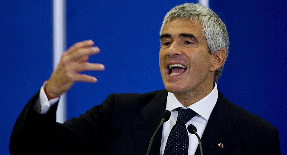 Italian lawmaker Pier Ferdinando Casini