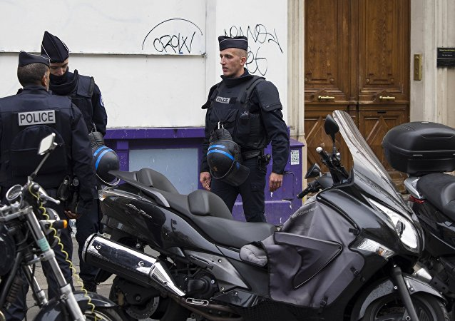 Situation in Paris after series of terror attacks