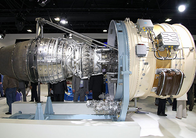 PD-14 engine