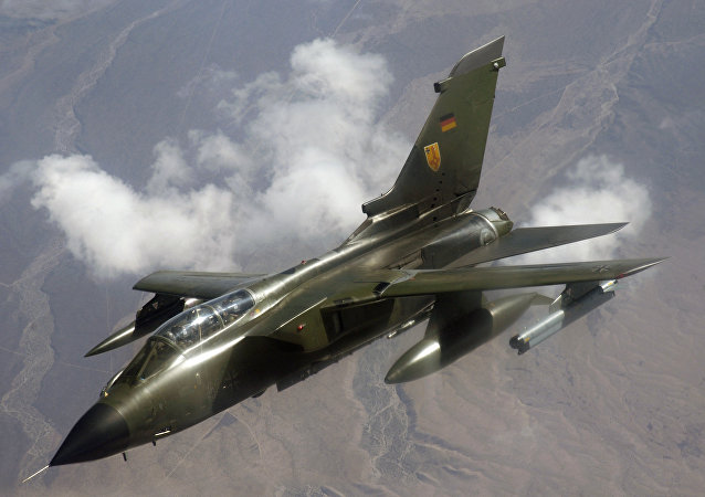 A Luftwaffe (German Air Force), Panavia Tornado IDS aircraft