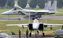 Japan's F-15 aircrafts
