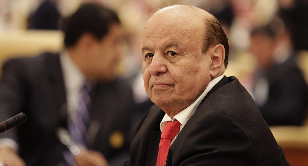 Abed Rabbo Mansour Hadi, President of Yemen
