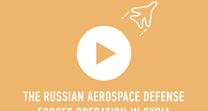 Operation of Russian Aerospace Forces in Syria