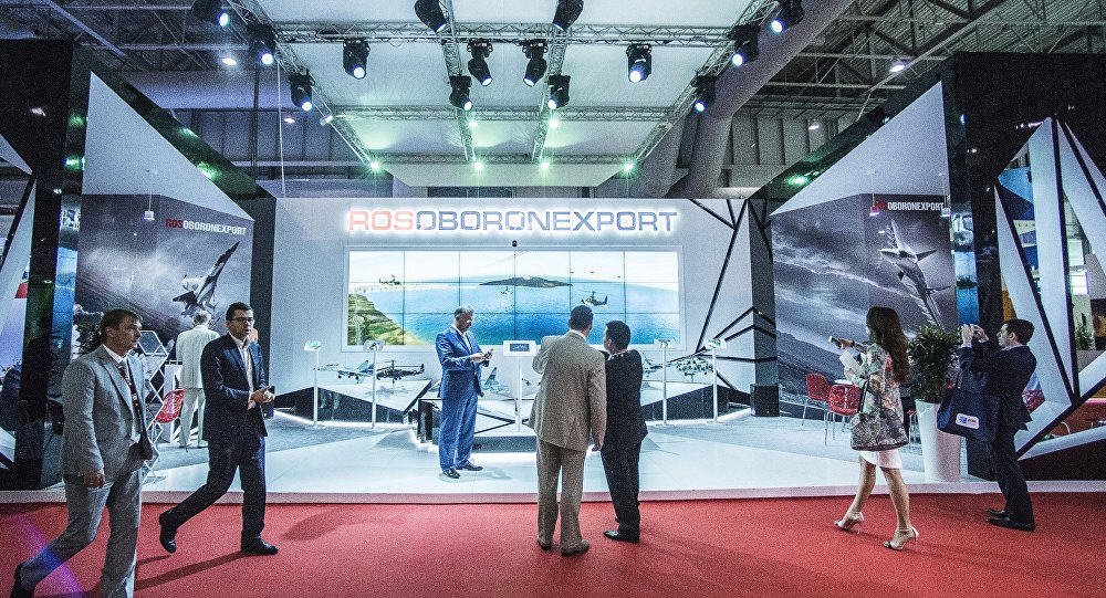 Exhibition Stand Kuwait : Kuwait arms expo shows regions growing demand for russian weapons