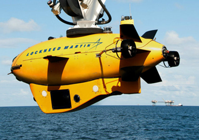 Lockheed Martin Corporation underwater drone