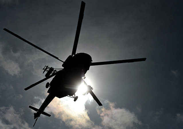 Helicopter. File photo