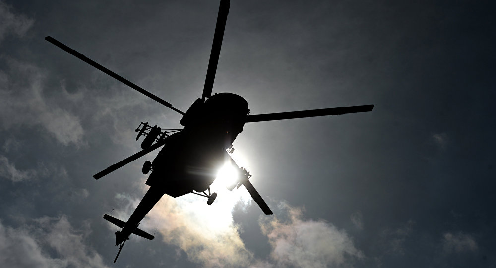 Police helicopter attacks government buildings in Caracas