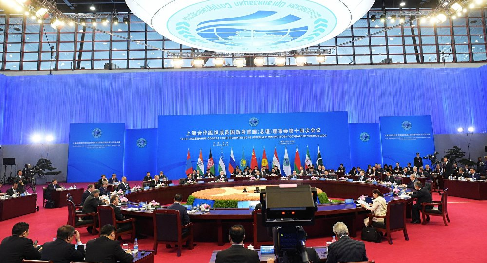 China Offers to Elaborate Measures to Create Free Trade Area Within SCO