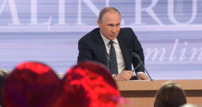 Meet the Press: Vladimir Putin's Annual Press Conference