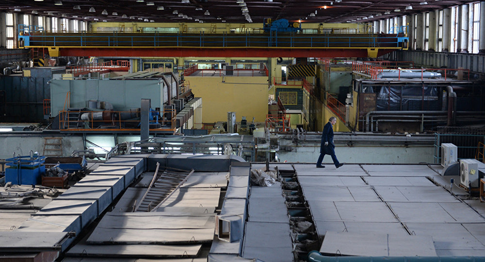 Experimental production at Institute of Nuclear Physics in Novosibirsk