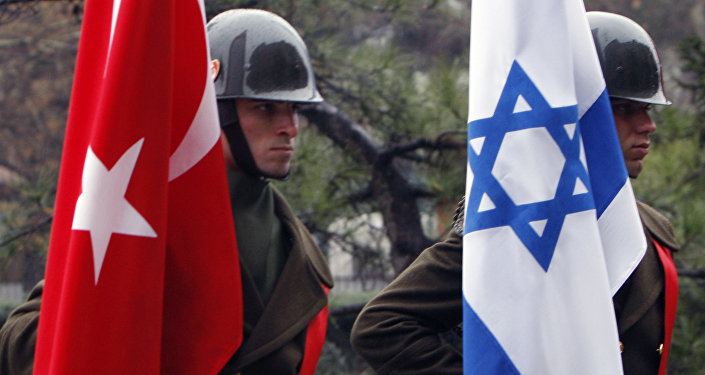 A possible agreement between Israel and Turkey on the normalization of their relations reflects Ankara's desire to diversify gas supplies in the wake of the deterioration of ties with Moscow, according to Russian political analyst Victor Nadein-Rayevsky