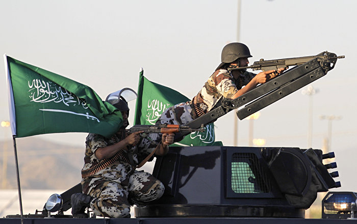 a study of the cause of united states invasion of kuwait and saudi arabia Bush took the opportunity to cobble together a military coalition--under united nations (un) auspices--that included not only european powers such as britain, france, and germany, but also middle eastern states such as saudi arabia, egypt, and syria.
