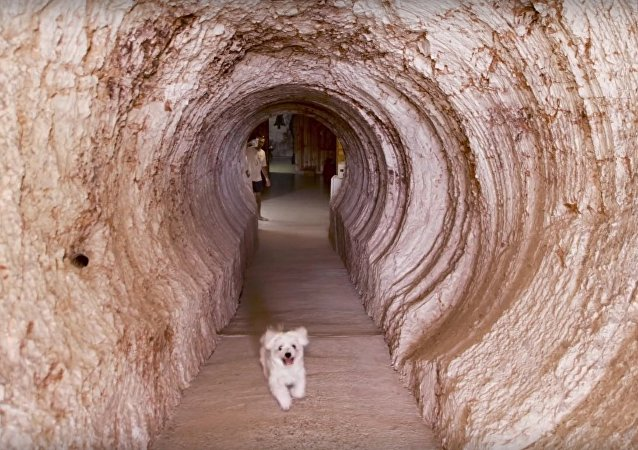 Peeking Into Australia's Underground Homes