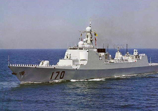 Lanzhou destroyer