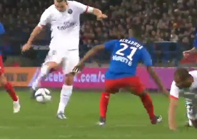 Caen vs Paris Saint Germain – Highlights