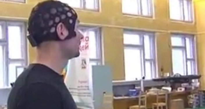 Russian scientists have developed a quadcopter that can be controlled by the power of the mind using brain impulses
