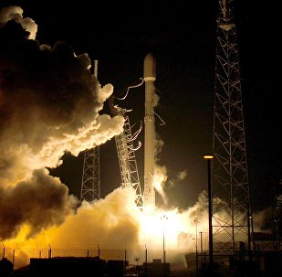 A remodeled version of the SpaceX Falcon 9 rocket lifts off at the Cape Canaveral Air Force Station on the launcher's first mission since a June failure in Cape Canaveral, Florida, December 21, 2015