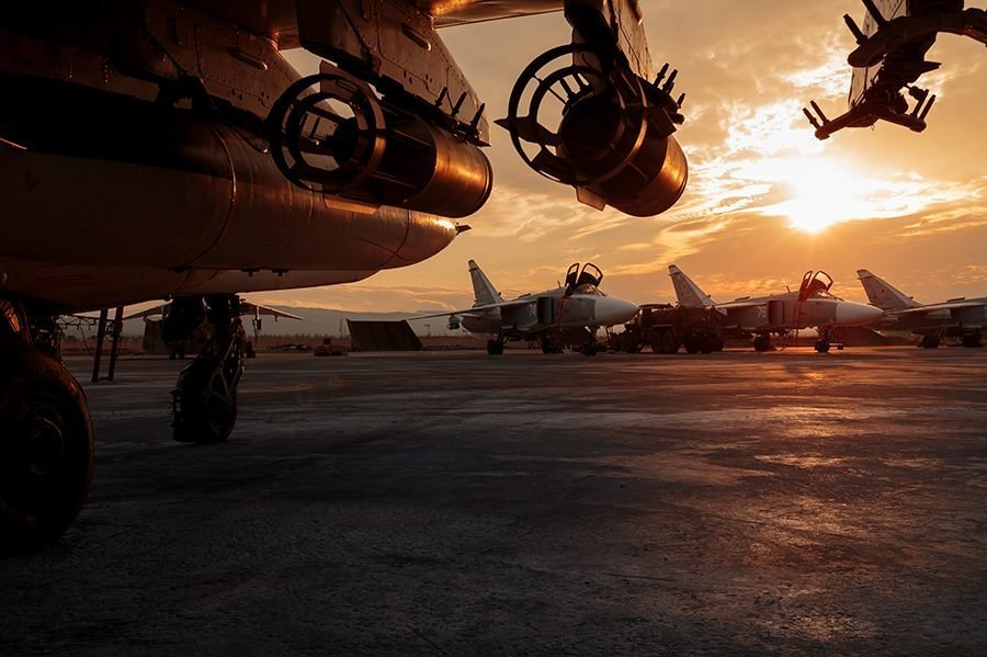 Runaway No. 1: Everyday Life at Russia's Airbase in Syria