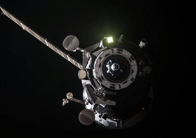 Progress MS-1 spacecraft
