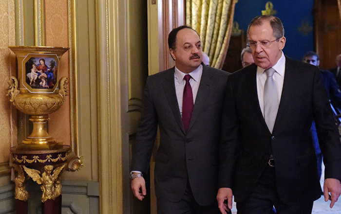 Moscow Can Resolve Syrian War 'Thanks to Historic Ties With the Arab World'