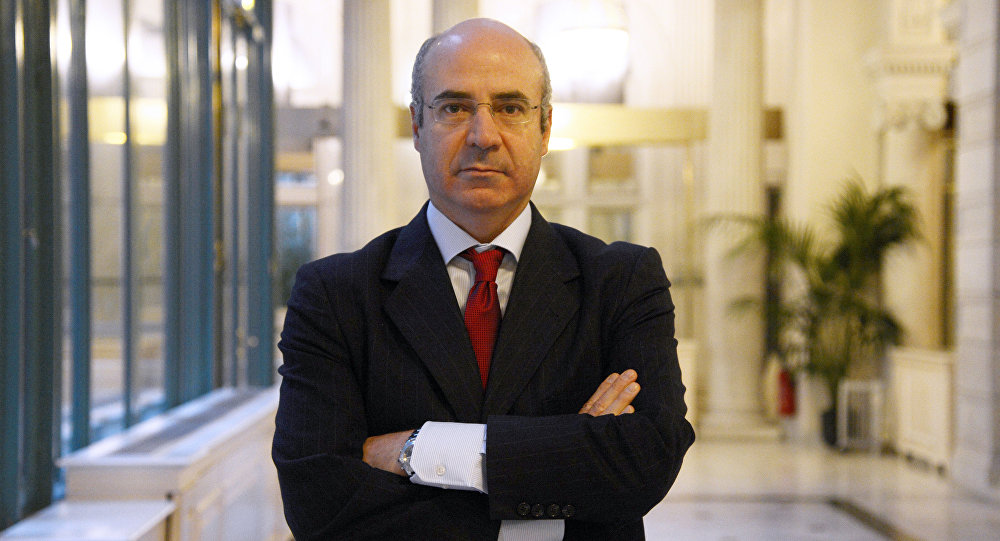 Investor William Browder
