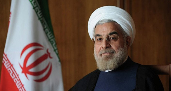 Hassan Rouhani, the President of the Islamic Republic of Iran